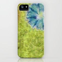 Empurples Mental Picture Flower  ID:16165-094016-44020 iPhone Case