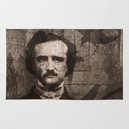 Edgar Allan Poe Rug