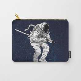 Space Samurai Carry-All Pouch