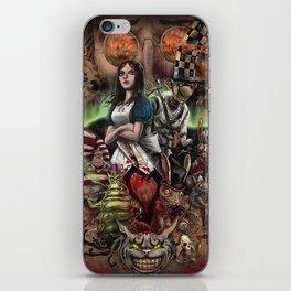 Alice Madness Returns iPhone Skin