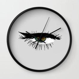 kitty. Wall Clock