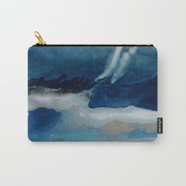 DEEP - Resin painting Carry-All Pouch