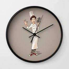 Ratatouille | Linguini & Remy Wall Clock
