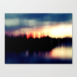 A Dying Day Canvas Print