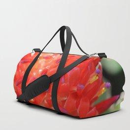 Bromeliad Blooming Duffle Bag