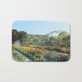 Monet's Garden Bath Mat