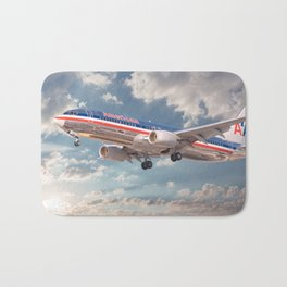 American Airlines Boeing 737 Bath Mat