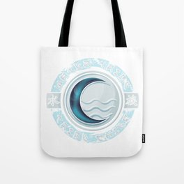 Water Tribe Chief Tote Bag