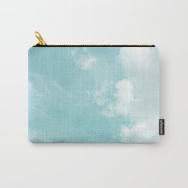 Head in the clouds #buyart #decor #freshair Carry-All Pouch