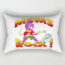 MOMS ROCK Rectangular Pillow