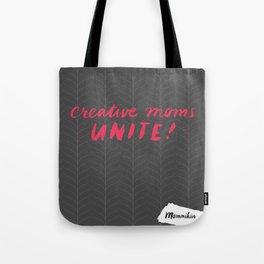 Creative Moms Tote Bag