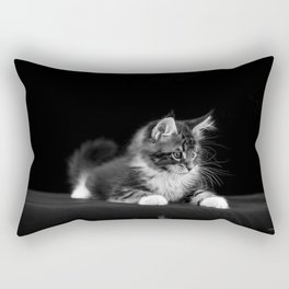 Cute Cat Rectangular Pillow