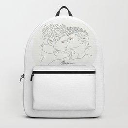 Magnus and Alec Backpack