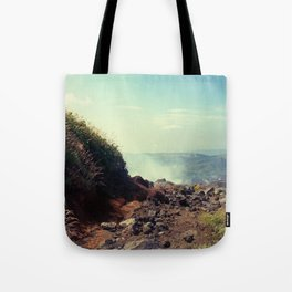 Aso, Japan Tote Bag
