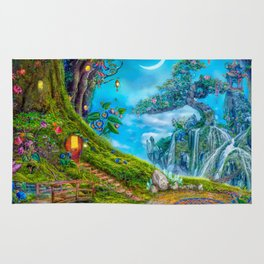 Day Moon Haven Rug