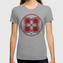 Bulgarian Folklore Inspired Design - KANATITSA T-shirt