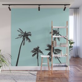 Palm trees 5 Wall Mural