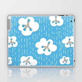 Methane Molecules And The Greenhouse Effect Laptop & iPad Skin