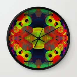 Patterna4357 Wall Clock