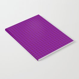Red & Purple II Notebook