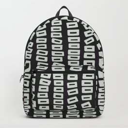 White Bricks Backpack