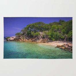 Tropical Paradise Rug