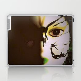 Doll In Color Laptop & iPad Skin