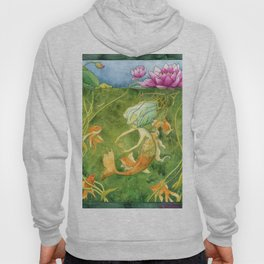 Treasures of the Lotus Nymph Hoody