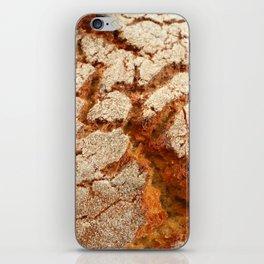 Corn bread iPhone Skin