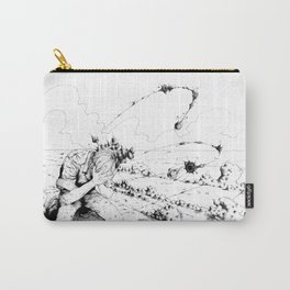 Desert #2 Carry-All Pouch