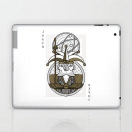 Omnia Illumina male Joker - janus Laptop & iPad Skin