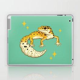 Sparkly Leopard Gecko Laptop & iPad Skin
