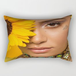 Kehlani 21 Rectangular Pillow