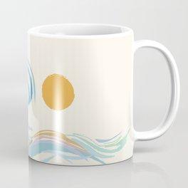 Minimalistic Summer II Coffee Mug