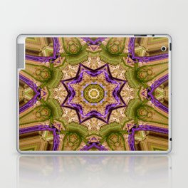 Victorian place mat... Laptop & iPad Skin