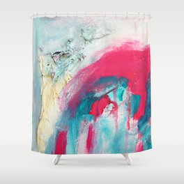 Untitled (Carrying On) Shower Curtain