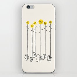 Seeds of hope iPhone Skin