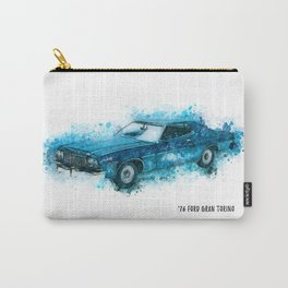 76 FORD Gran Torino Carry-All Pouch