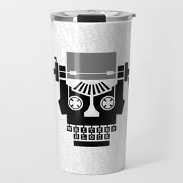 Writer's Block II Travel Mug