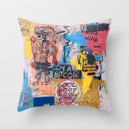 Coronados 2 Throw Pillow