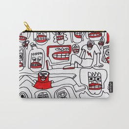 The Whole Crew Carry-All Pouch
