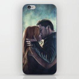 Clary & Jace iPhone Skin