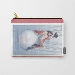 Buck Naked New Year 2018 Carry-All Pouch
