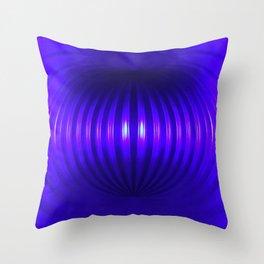 f u t u r e p a s t Throw Pillow