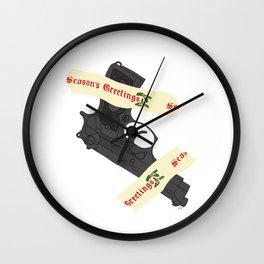 Haaaaaaans! Wall Clock