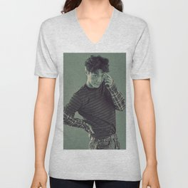 Elf Yixing Unisex V-Neck