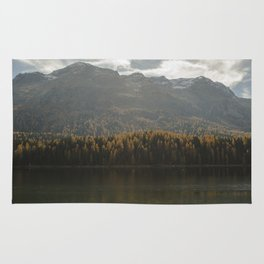 Switzerland Series: Calm Autumn Rug