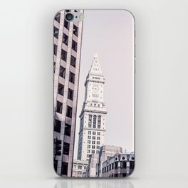 Tower Above iPhone Skin
