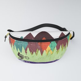 MTB retro Trails Fanny Pack