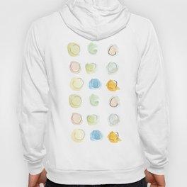Abstract dots  Hoody